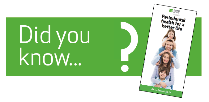 Did you know… that you can order BSP patient information leaflets?
